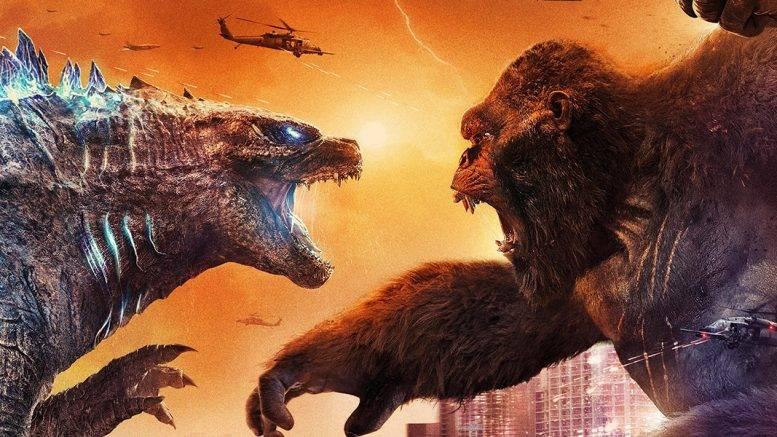 """""""Godzilla vs Kong"""", arriva in streaming lo scontro tra titani"""