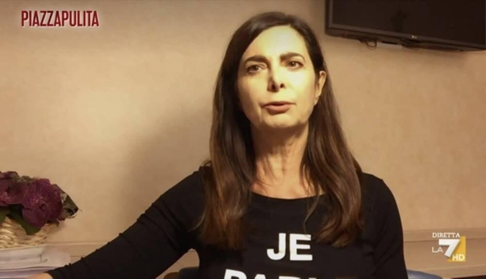 """""""Un'onda anomala mi ha travolta"""". La Boldrini racconta il tumore"""
