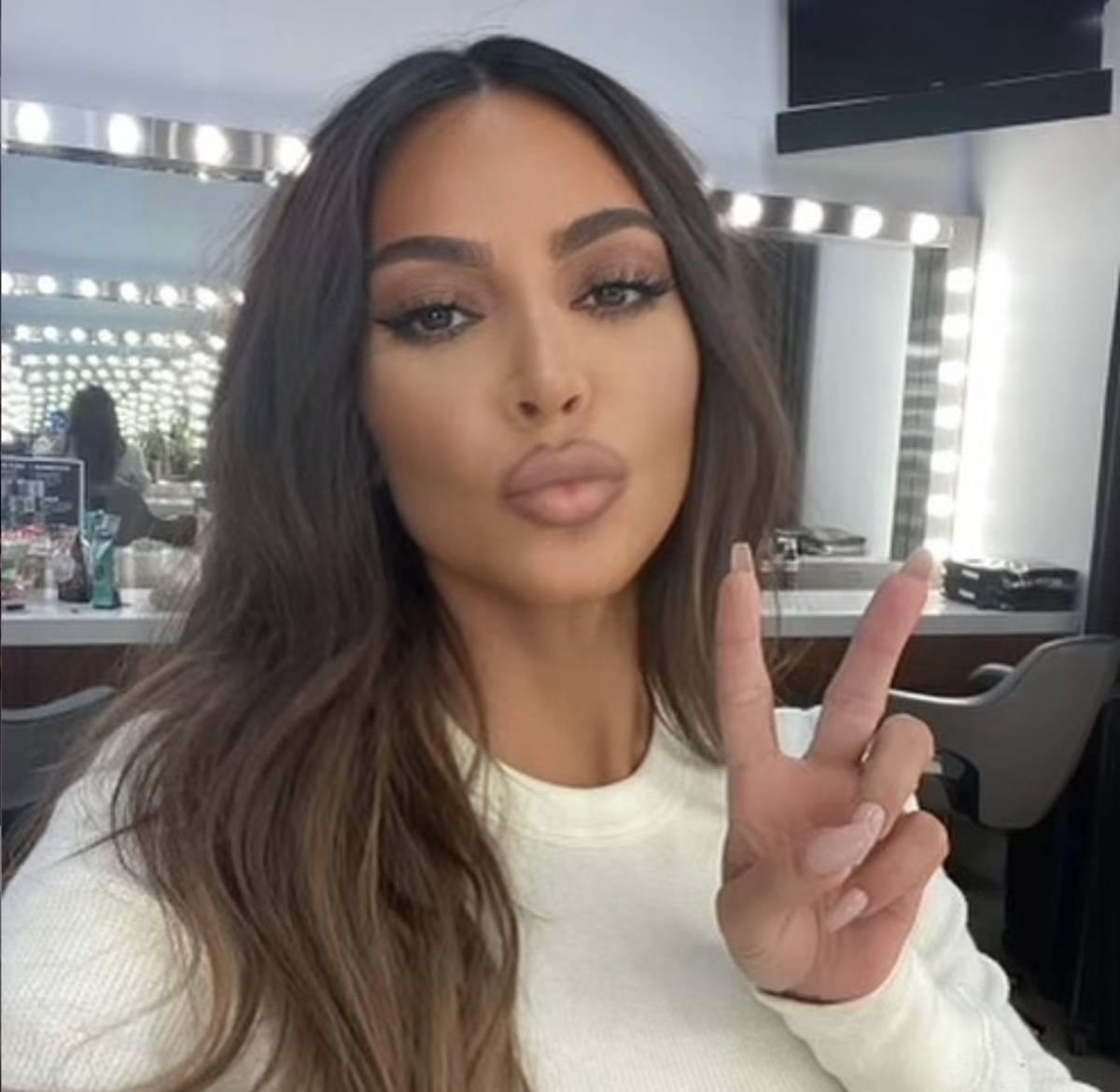 Kim Kardashian coinvolta nel furto di un'opera d'arte italiana