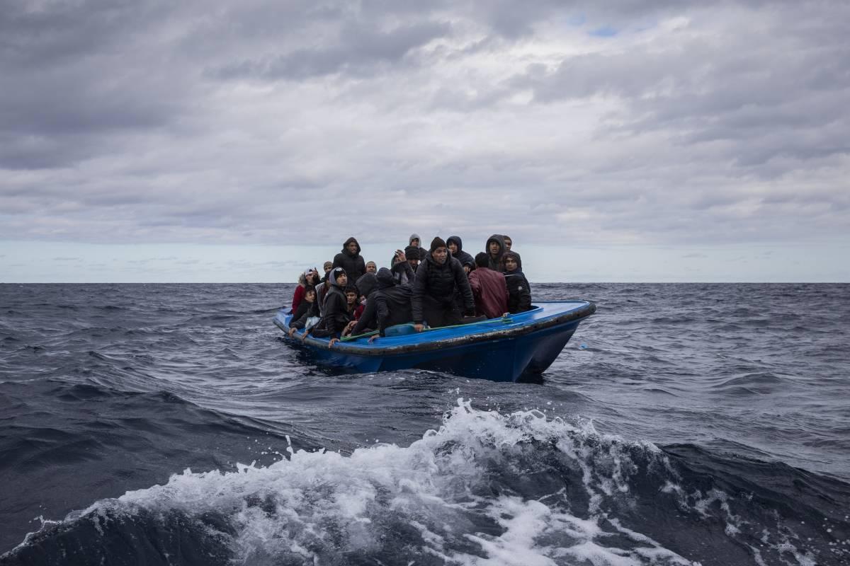 """""""Il blocco navale non è un'ipotesi fattibile. La soluzione è usare il modello Albania"""""""