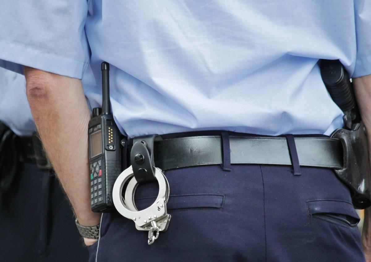 Costacurta junior: botte dai poliziotti