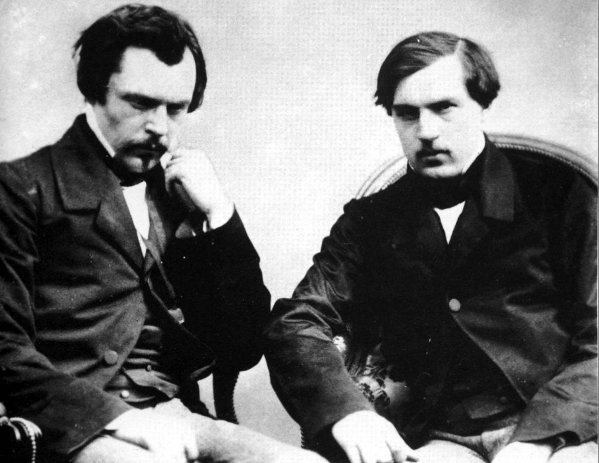 """I fratelli Goncourt e l'arte della """"Civile indiscrezione"""""""