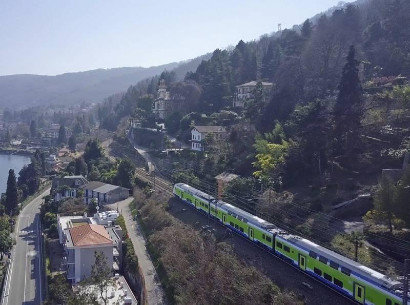 """""""Gite in treno"""", con Trenord itinerari di scoperta della Lombardia"""