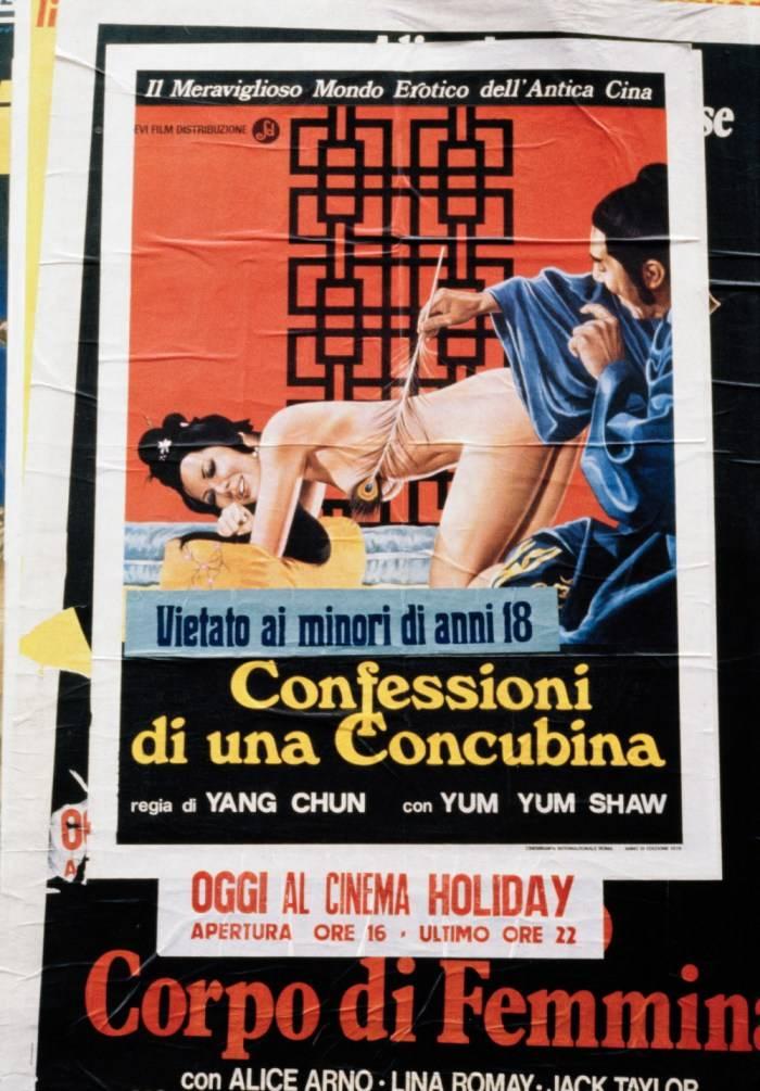 E il cinema sexy divenne «manifestamente» pubblico