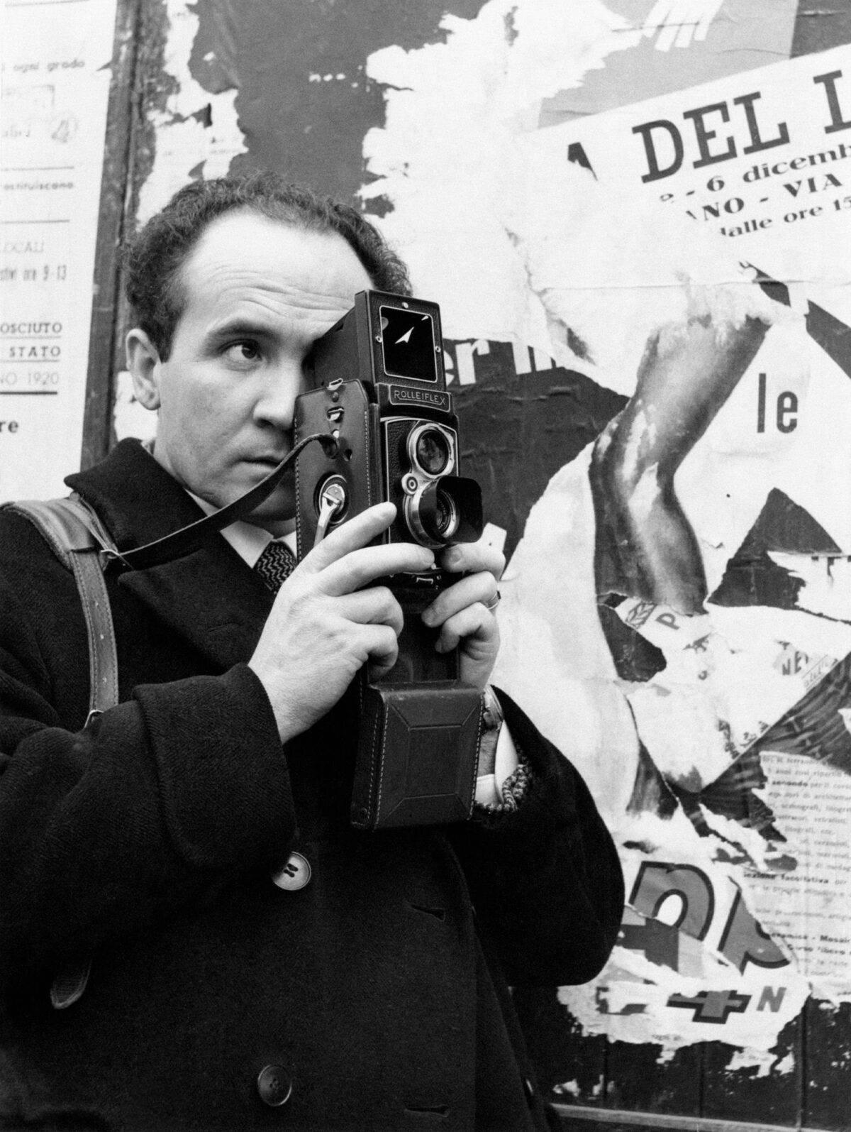 Quando l'Italia si voltò a guardare Mario De Biasi