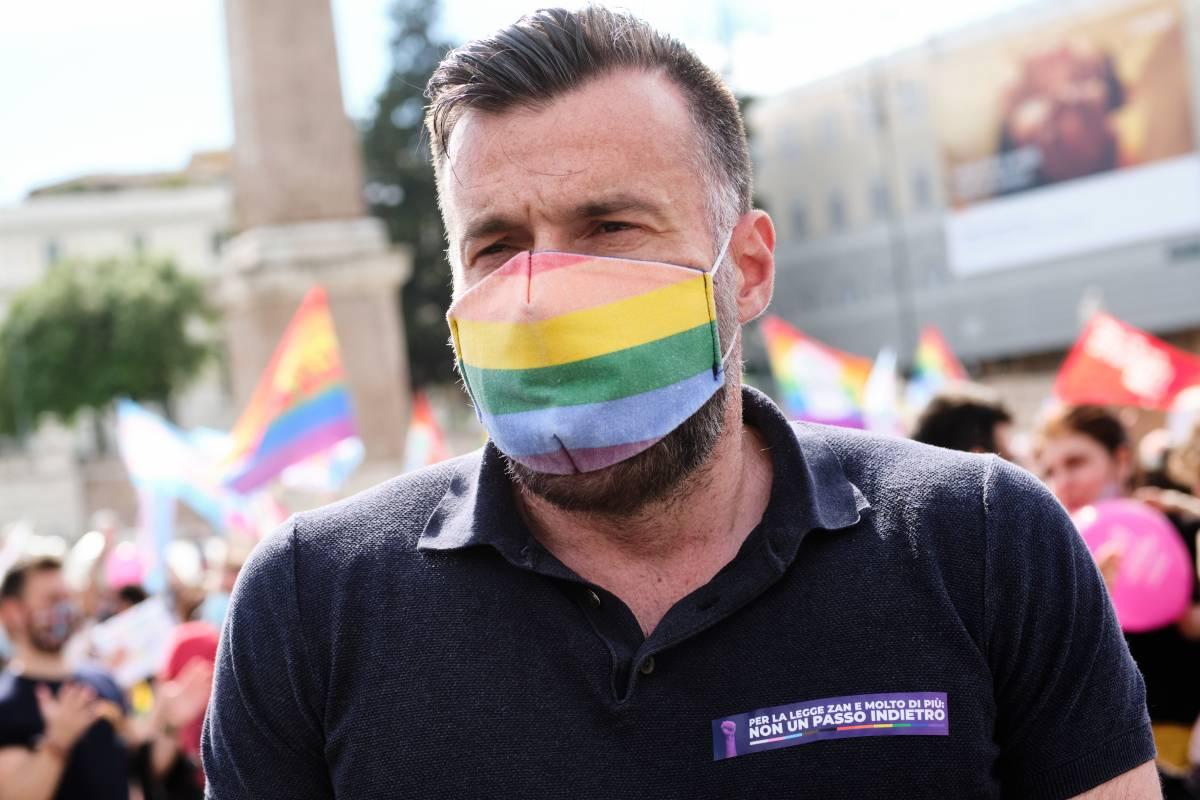 L'arcobaleno che nasconde le purghe della sinistra