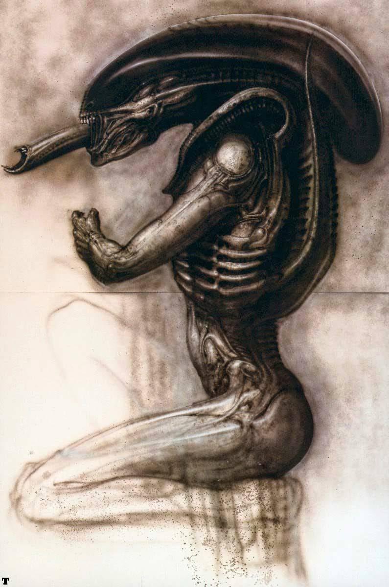 """Gli """"Alien"""" di Dante Alighieri infettano la cultura di massa"""