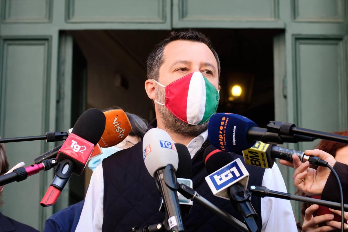 Comunali e Copasir. Nuove frecciate tra Salvini e Meloni