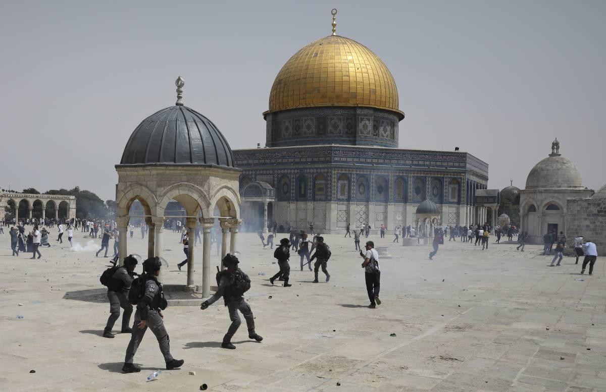 Israele, nuovi scontri nella Spianata