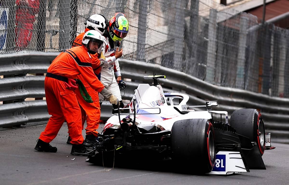 Paura per Mick Schumacher: doppio botto a Monaco