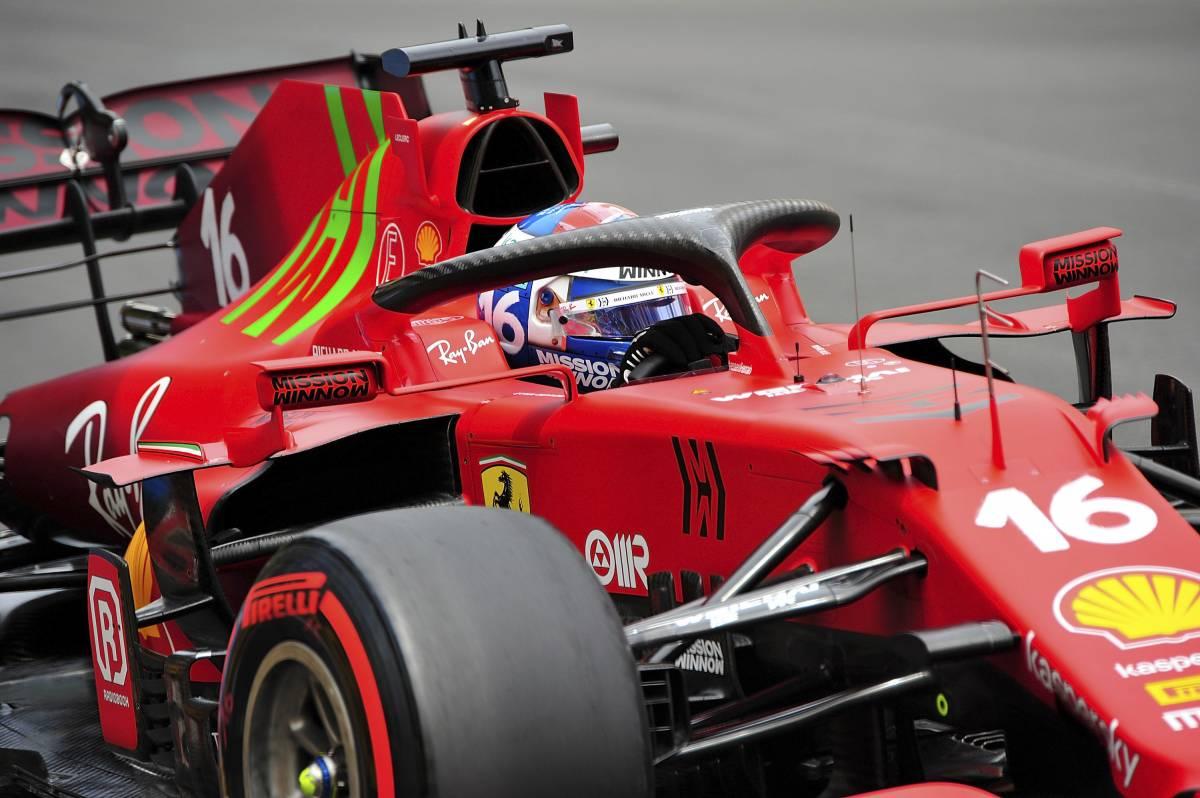Una Ferrari principesca regala la pole col botto. E ora la Rossa trema