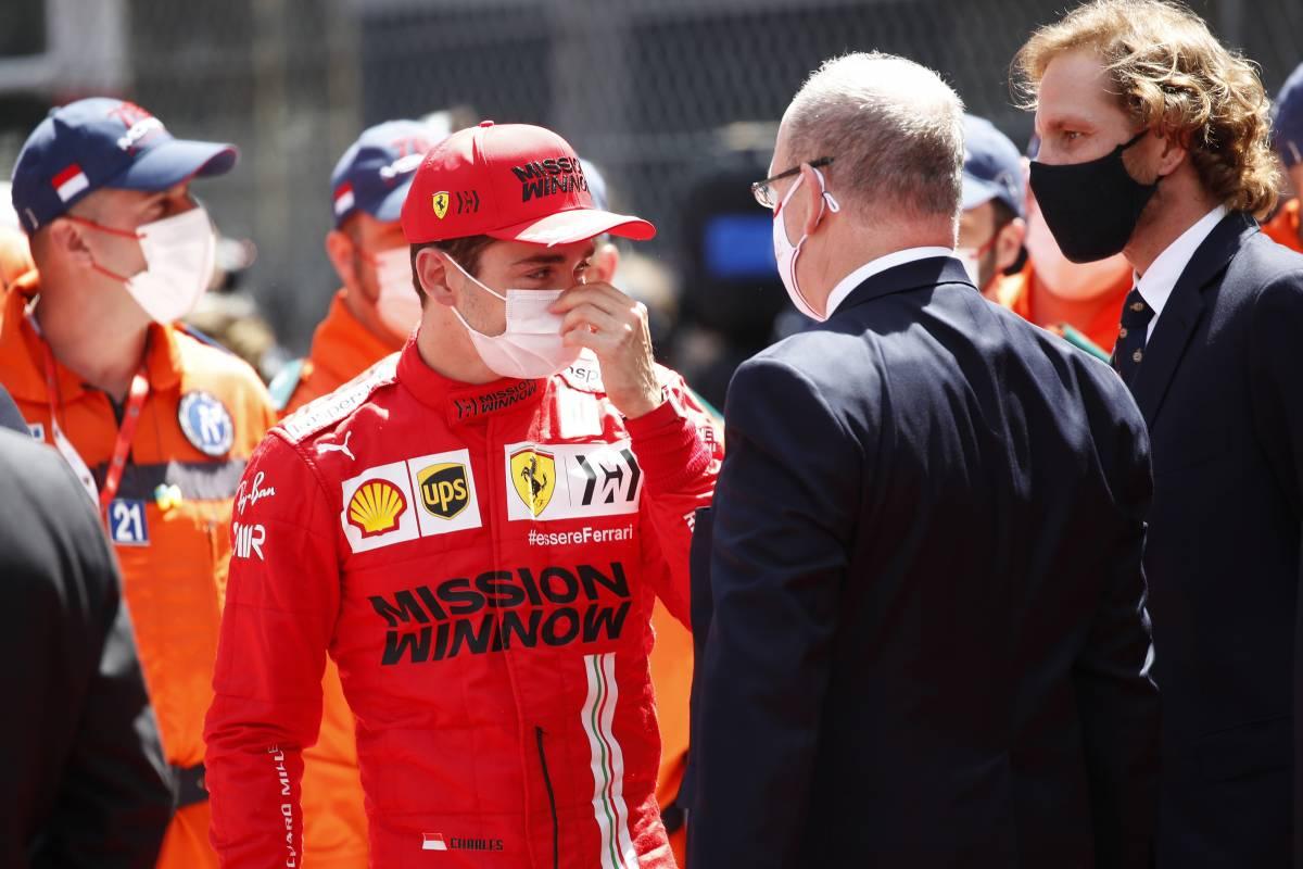 F1, la maledizione di Monaco: Leclerc non parte