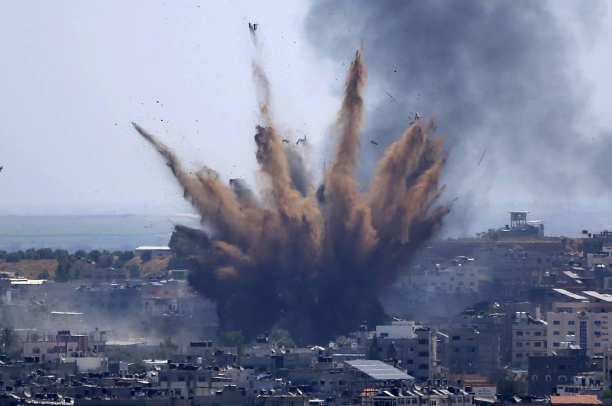 """L'ultimo sfregio dell'Onu """"Crimini di guerra i raid di Israele su Gaza"""""""