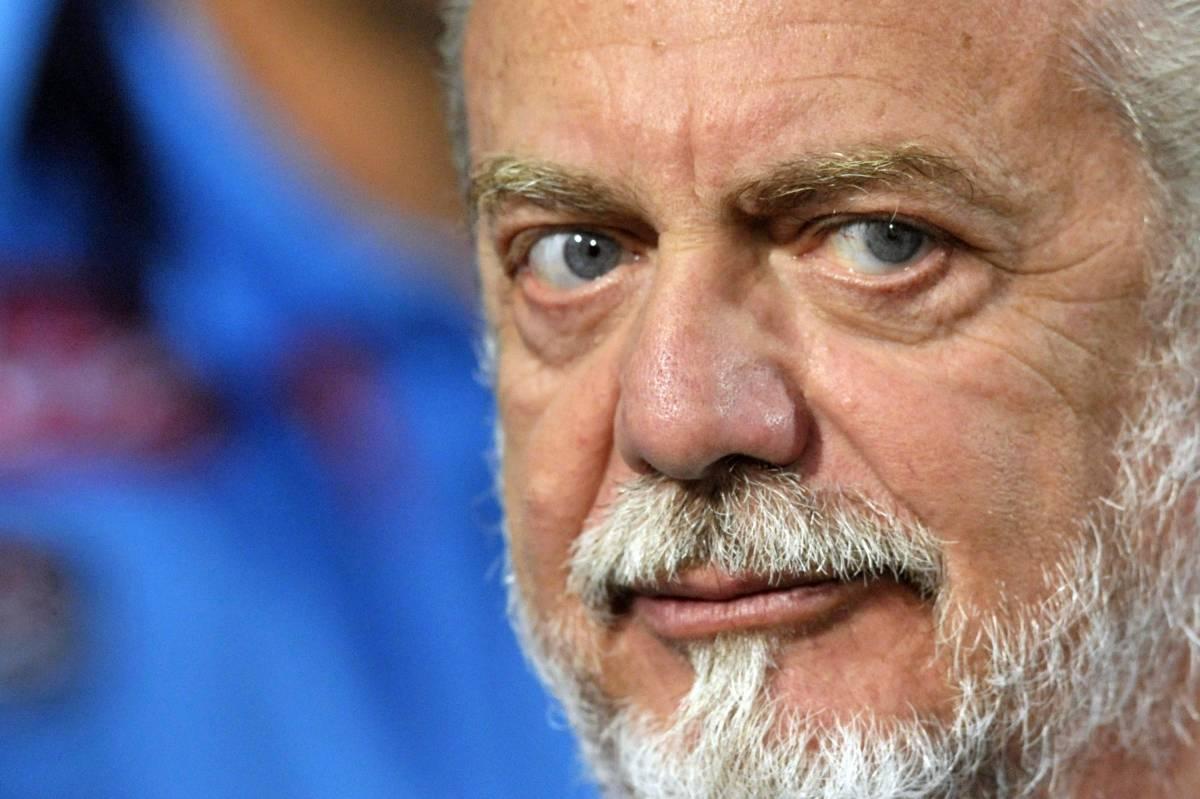 """La proposta innovativa di De Laurentiis: """"Una Superlega basata sul merito"""""""