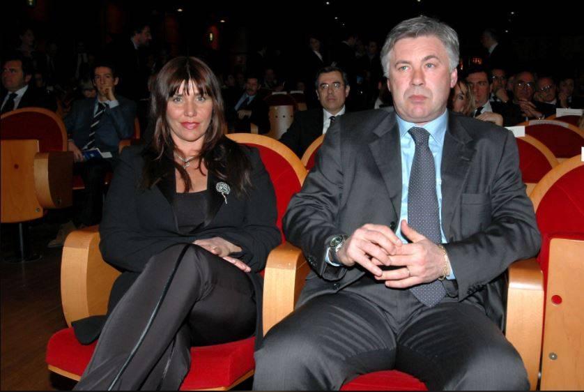 Grave lutto per Ancelotti: è morta Luisa Gibellini