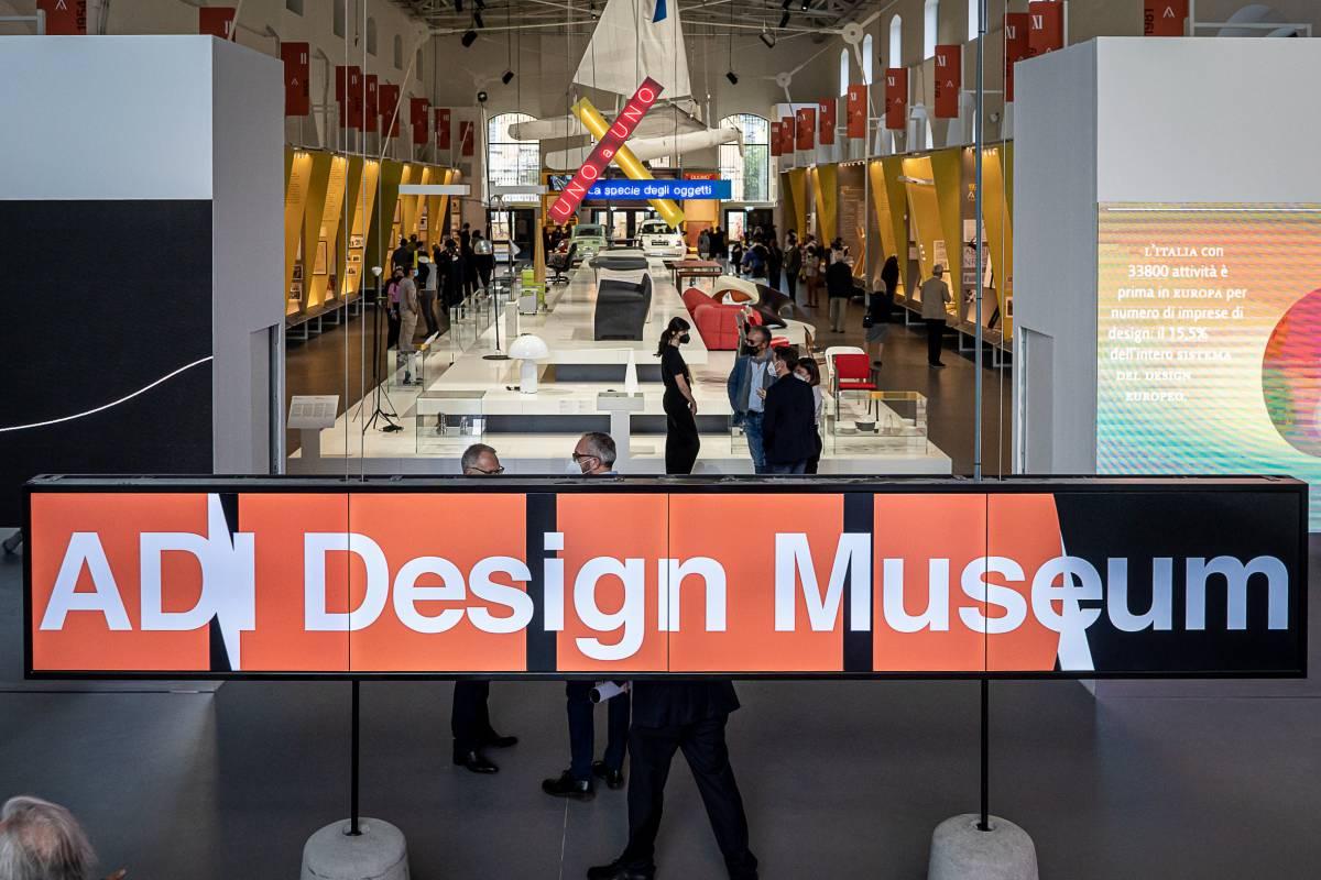 Nasce la casa del design a misura di compasso (d'oro)