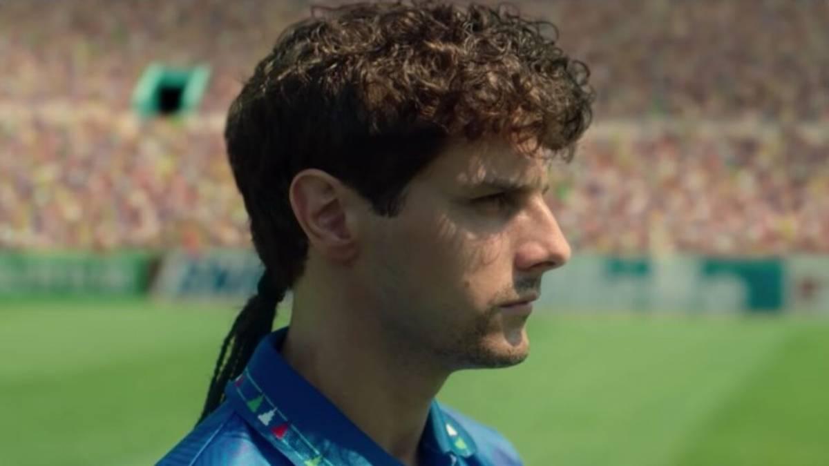 """""""Il Divin Codino"""", difficile rendere più incolore una leggenda come Baggio"""