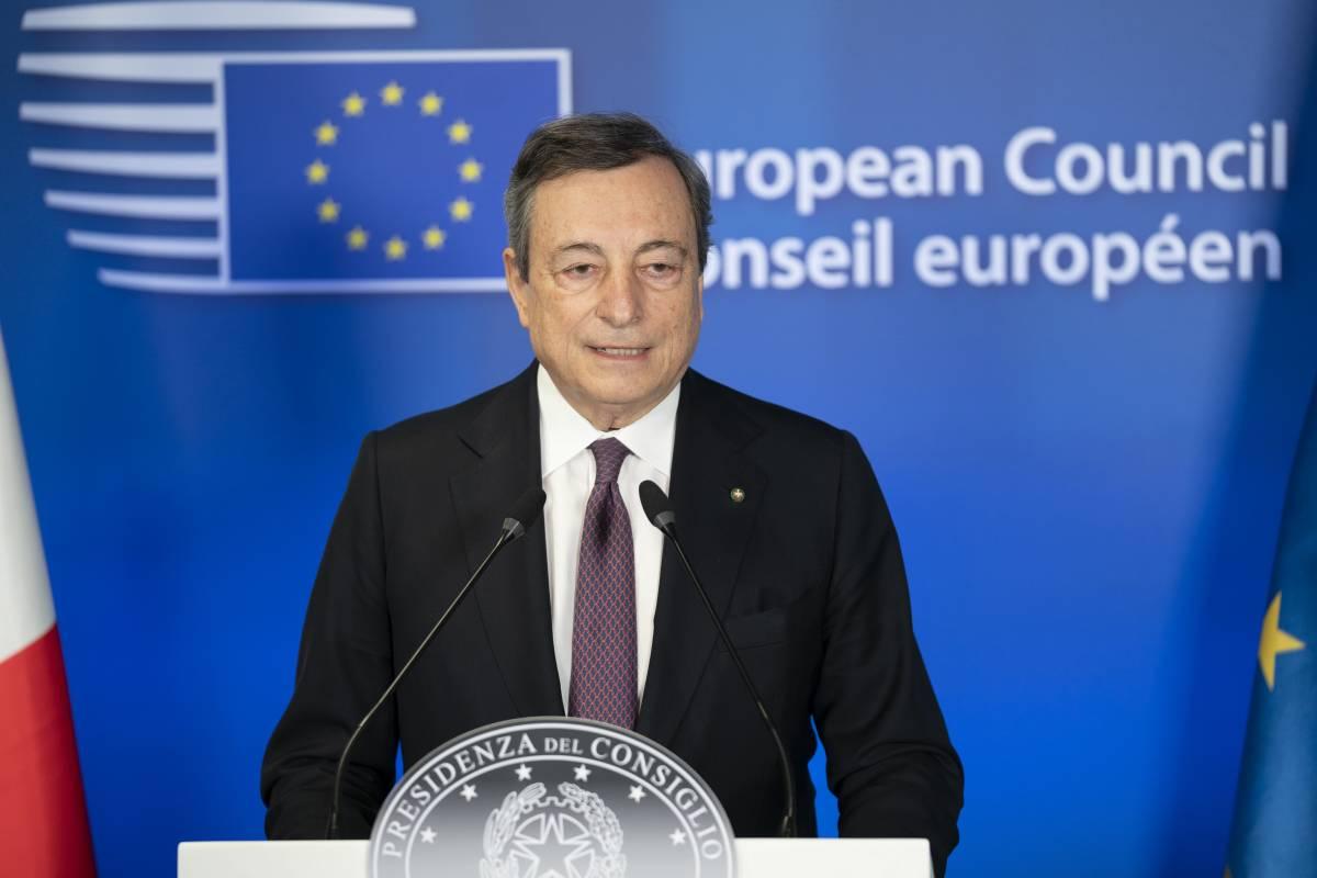Quel bluff Ue sui migranti: così mina le mosse di Draghi