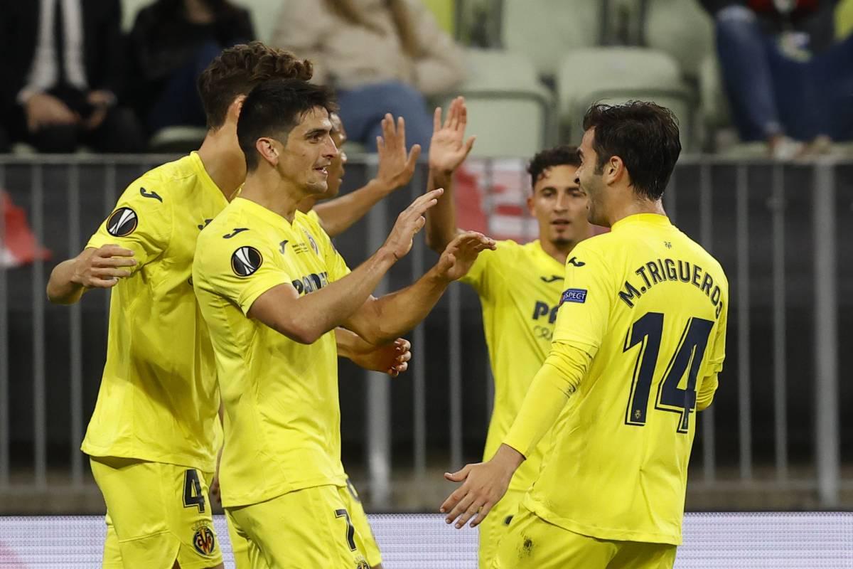 Europa League, dopo 22 rigori il Villareal batte il Manchester United