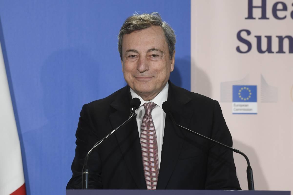 Appalti, Draghi apre ai sindacati. Ma sul Recovery deciderà tutto lui