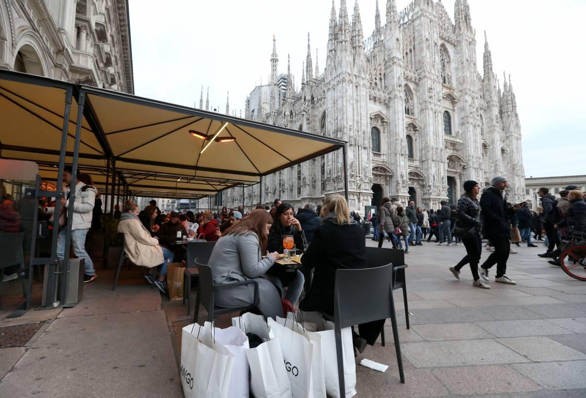 L'Italia ha voglia di bianco Iniziano Sardegna e Molise