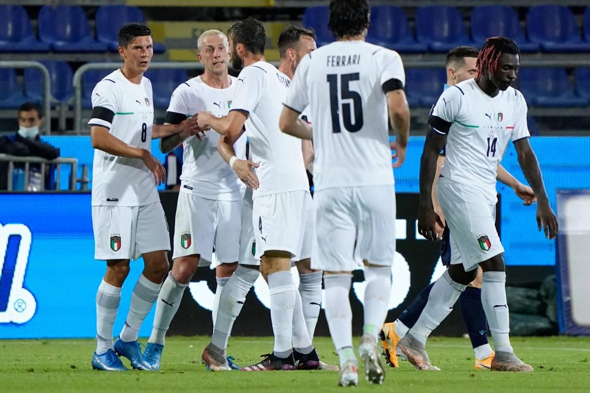 Italia esagerata con San Marino: 7-0