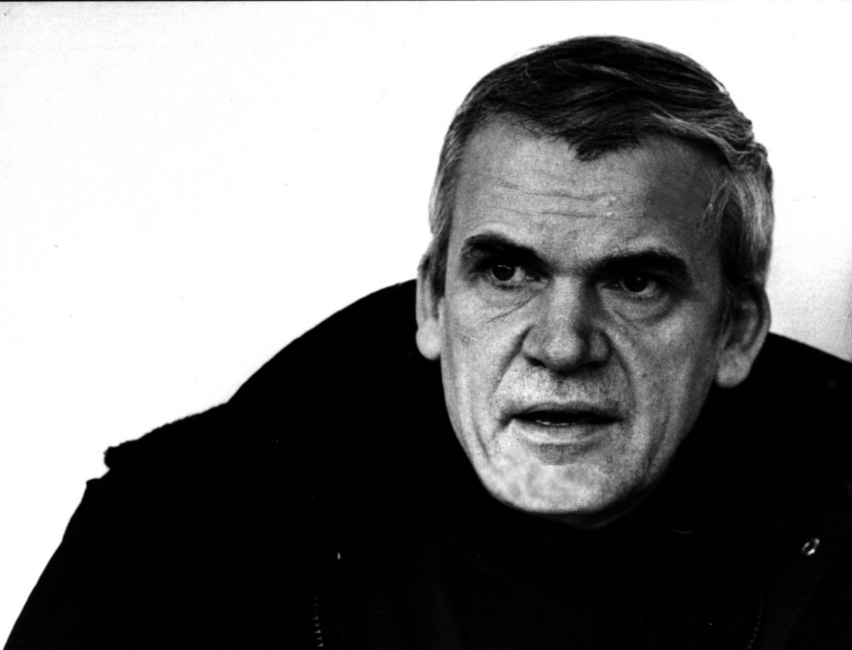 La vita nascosta dell'invisibile Milan Kundera