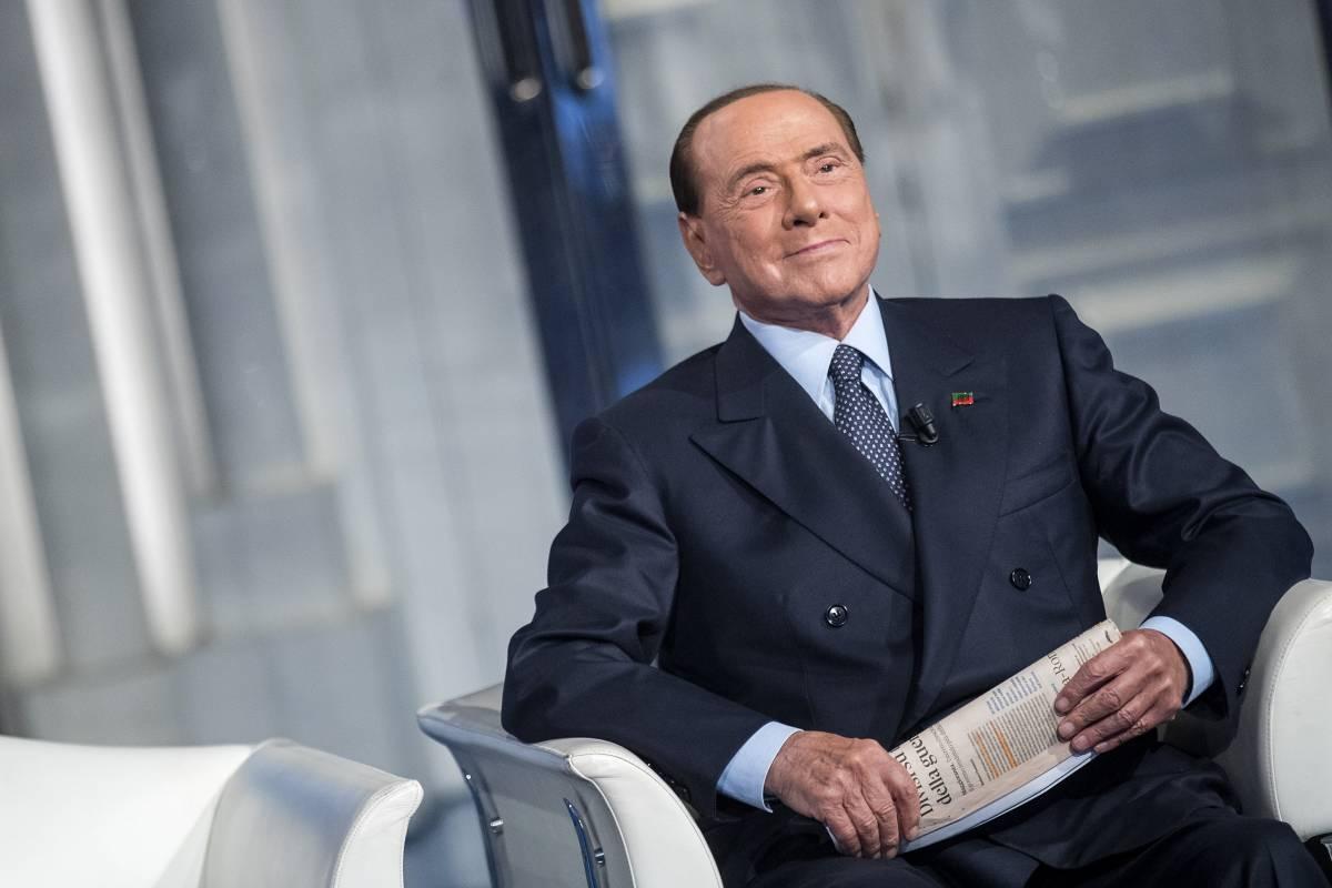 """Ecco il piano anti-tasse di Berlusconi: """"Ora un taglio robusto"""""""