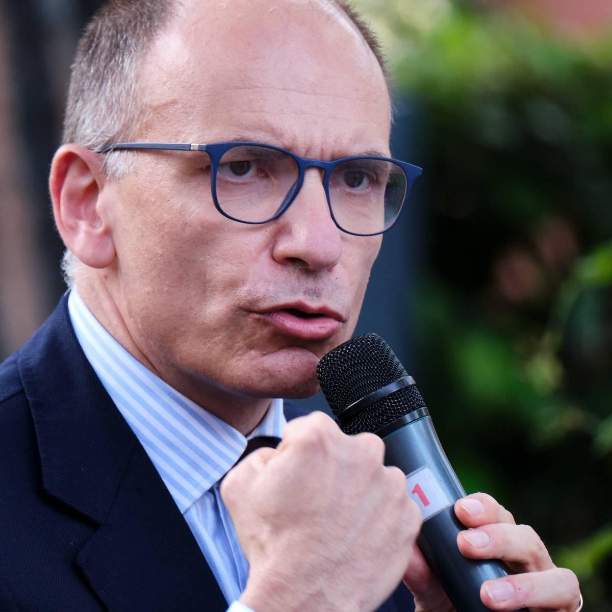 """Letta ora va in tv a """"vendere"""" le tasse (con l'aiuto di Prodi)"""