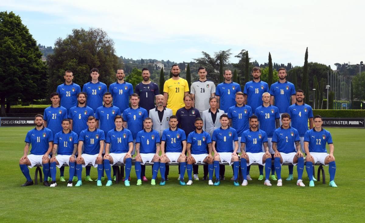 La follia francese contro gli Azzurri: 