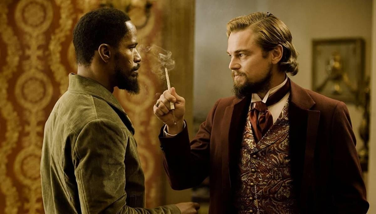 Il sangue di DiCaprio che ha cambiato Django Unchained