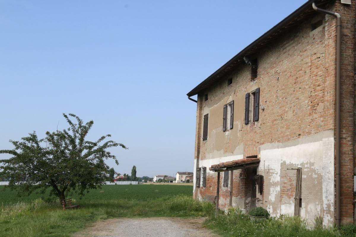 La casa dove viveva lo zio di Saman Abbas