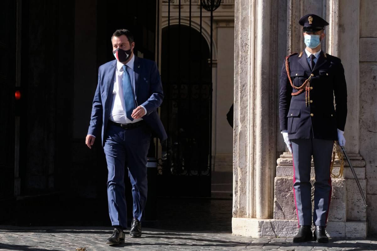 Salvini smaschera il Pd: la verità sul sondaggio-bufala