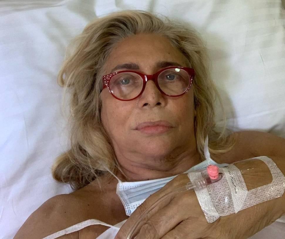 """""""Avevo perso la sensibilità al viso"""". La Venier finisce in ospedale"""