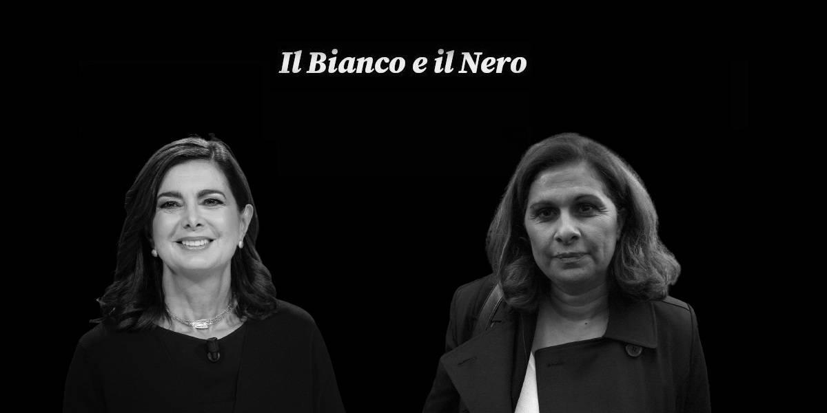 """Il bianco e il nero, Sbai: """"L'integrazione non è un optional"""". Boldrini: """"Superare il patriarcato"""""""