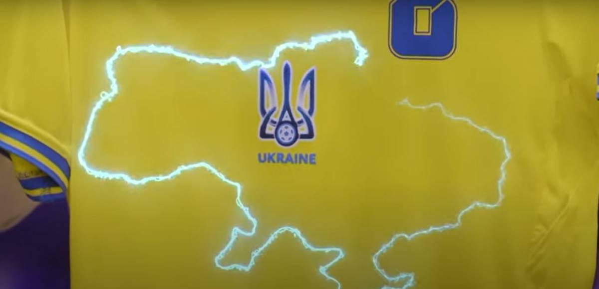 "L'Uefa a muso duro contro l'Ucraina per la divisa: ""No a slogan politici"""
