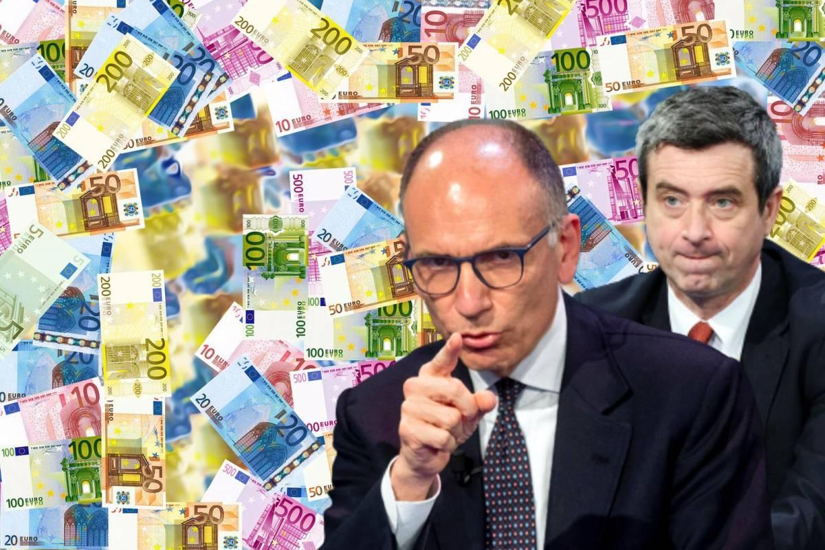 """La sinistra vuole i nostri soldi: """"Tassare la rendita in tutte le sue forme"""""""