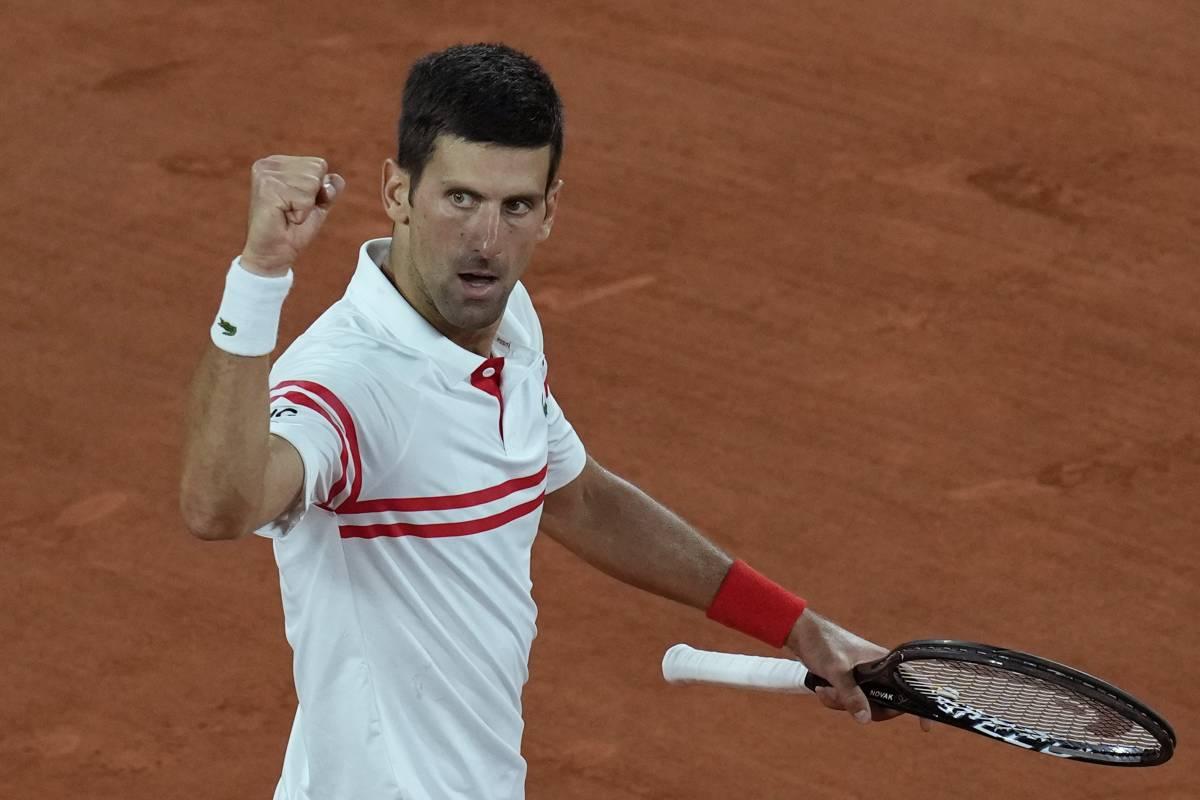 Djokovic c'è. La lezione  a quelli che... restano a casa