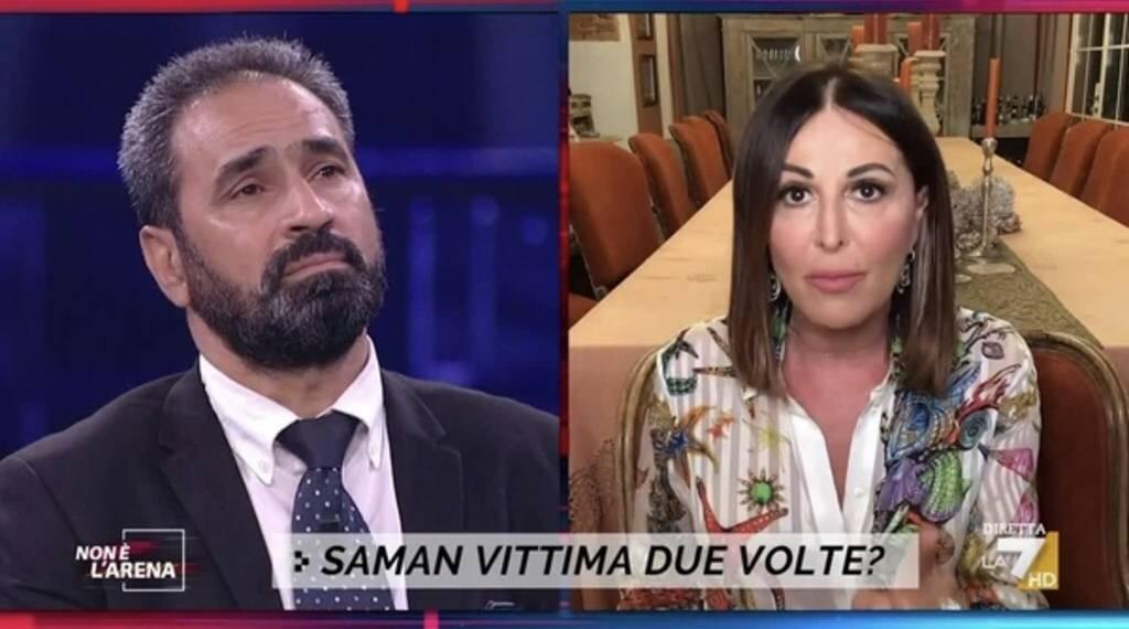 """""""Non puntarmi il dito"""", """"Non sei equilibrata"""": rissa Santanchè-imam"""