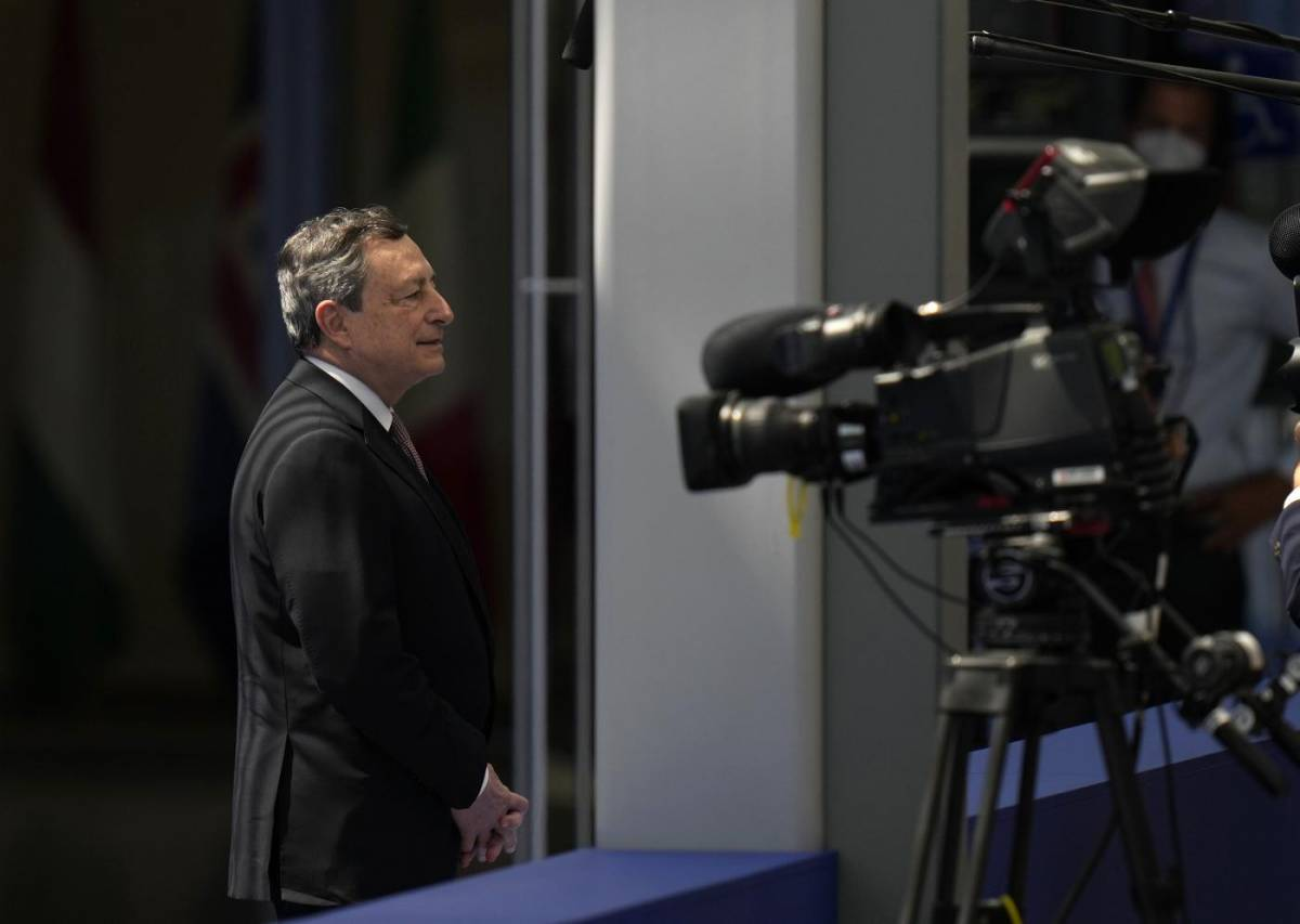 """Draghi e il piano per il dopo-Covid: """"Cosa accadrà alla nostra economia"""""""
