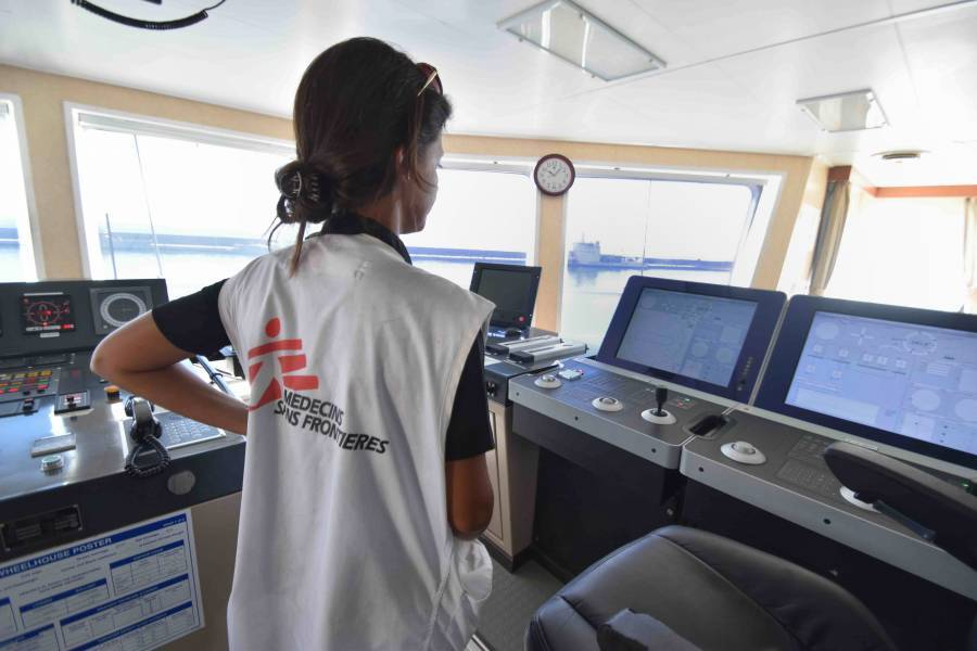 Un'altra Ong ci scarica 410 migranti: qual è il porto aperto