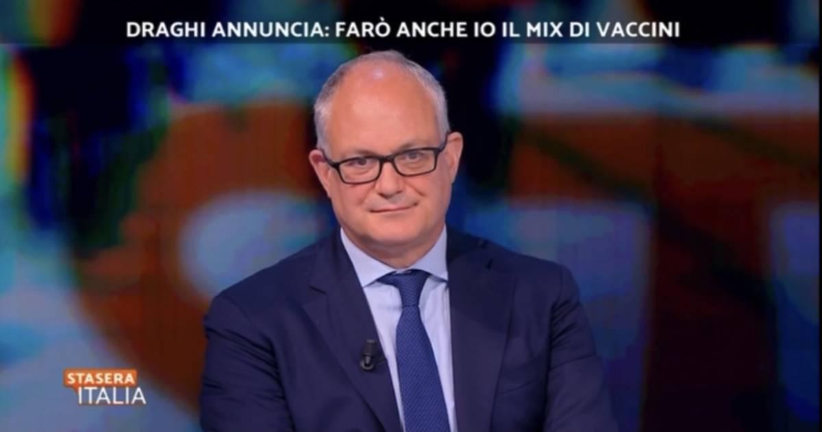 """""""Con Salvini avremmo avuto più morti"""". E il leghista gela Gualtieri in diretta tv"""