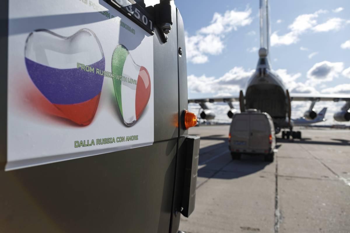 """Il report russo contro Conte: """"In Italia troppi errori fatali"""""""