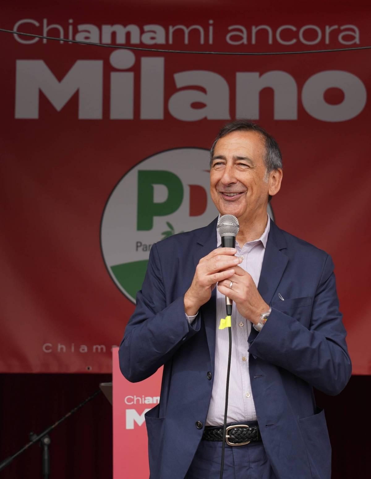 Sala attacca Berlusconi