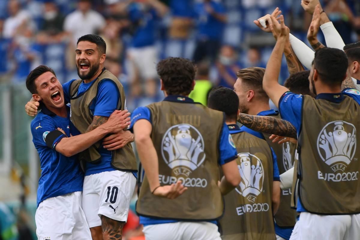 Italia sugli scudi: 1-0 al Galles e primo posto. Ucraina o Austria agli ottavi