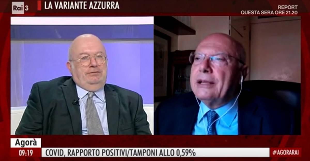 """Quando finisce questa storia?"": lite tv Storace-Galli"