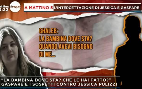 Screenshot programma Mattino Cinque