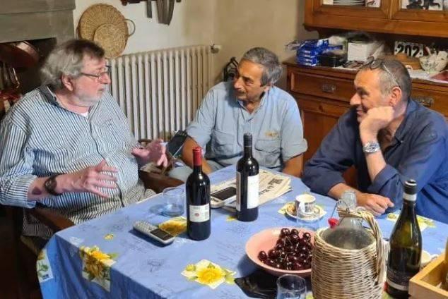 Guccini-Sarri ultimi comunisti da osteria