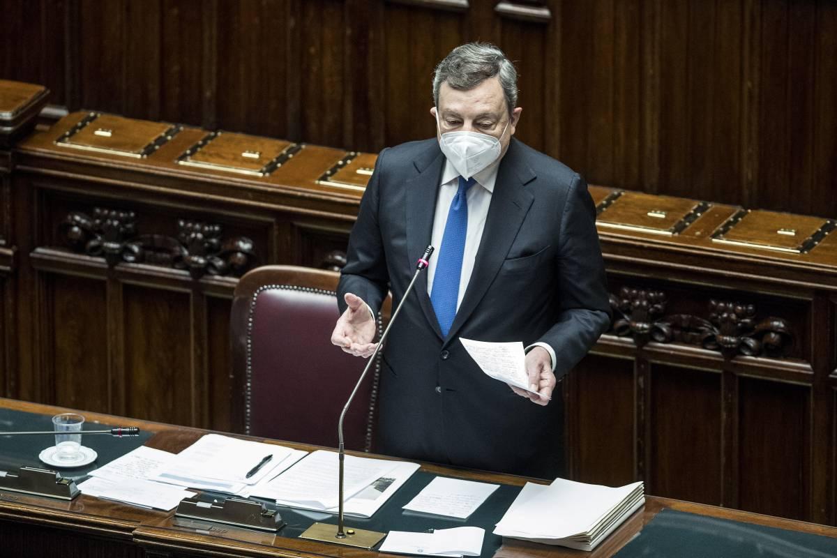 """""""Dal 2018 non era all'ordine del giorno"""". Così Draghi ha imposto all'Ue il dossier migranti"""