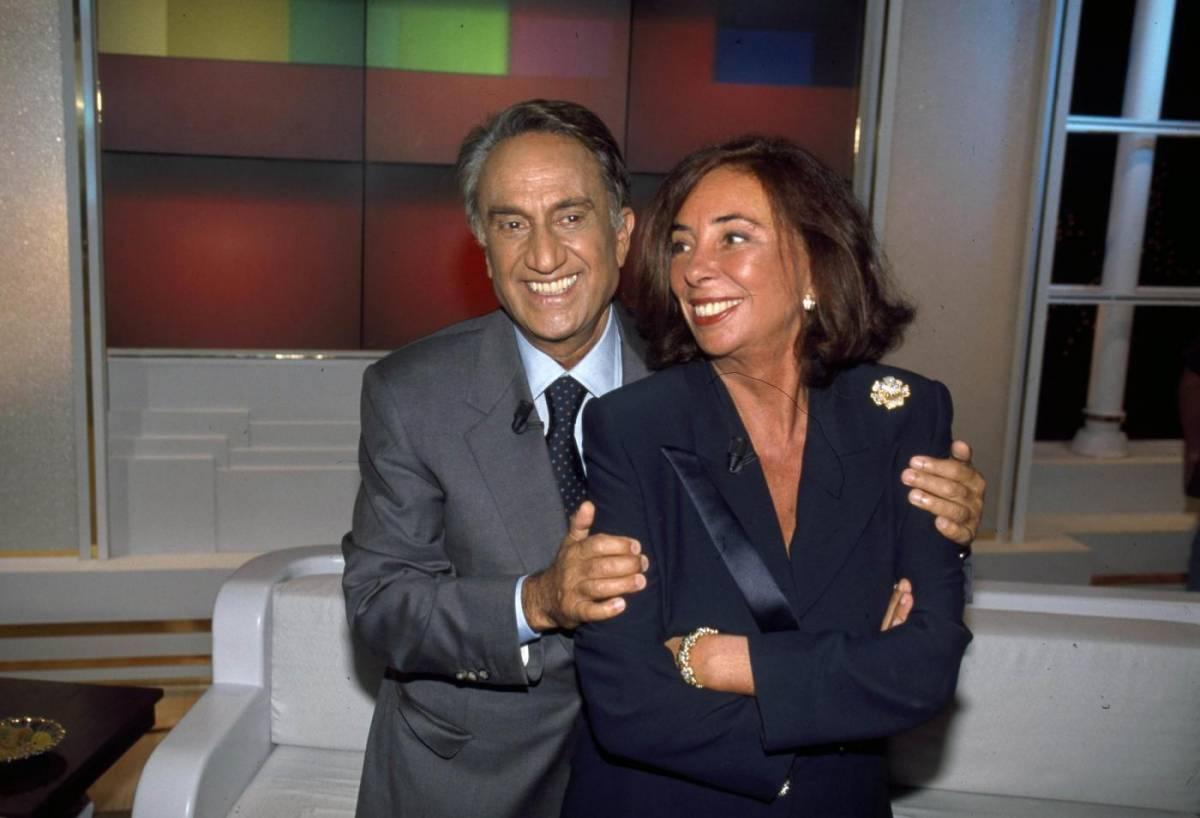 Morta la moglie di Emilio Fede: Diana De Feo aveva 84 anni